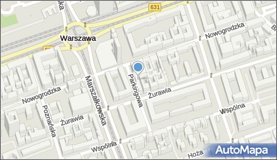 V.I.P., Parkingowa, Warszawa 00-518 - Miejsce filmowe