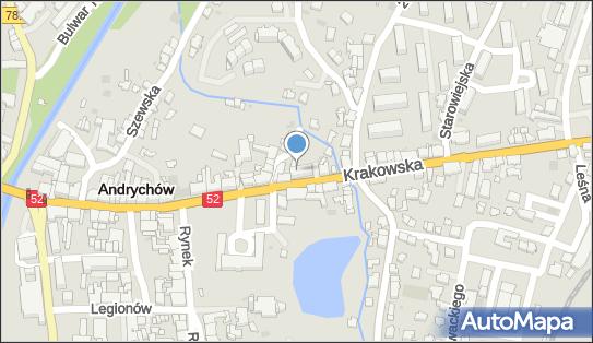 Szubryt, Krakowska 94, Andrychów 34-120 - Mięsny - Sklep