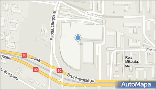 Mohito, ul. Broniewskiego 90, Toruń, godziny otwarcia, numer telefonu