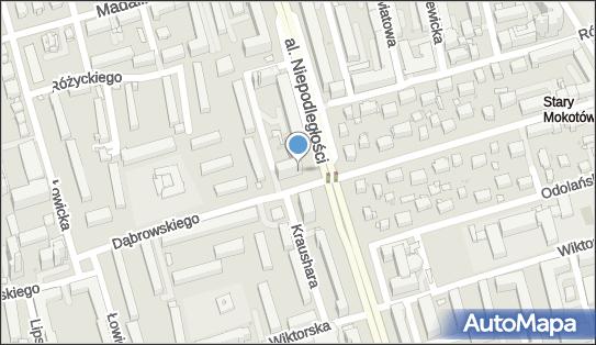 Mokpol - Sklep, ul. Dąbrowskiego 74, Warszawa 02-571, godziny otwarcia, numer telefonu