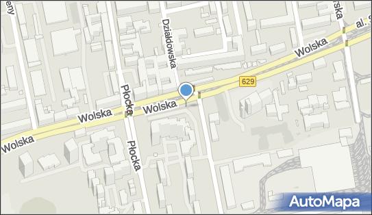 Monitoring miejski, Wolska629, Warszawa 01-126, 01-133, 01-134, 01-141, 01-187, 01-196, 01-201, 01-229, 01-235, 01-258 - Monitoring miejski
