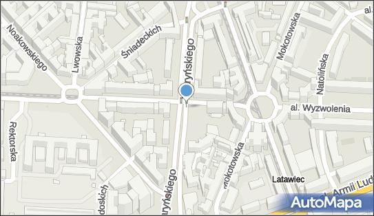 Monitoring miejski, Nowowiejska, Warszawa 00-643, 00-649, 00-653, 00-665, 02-010 - Monitoring miejski