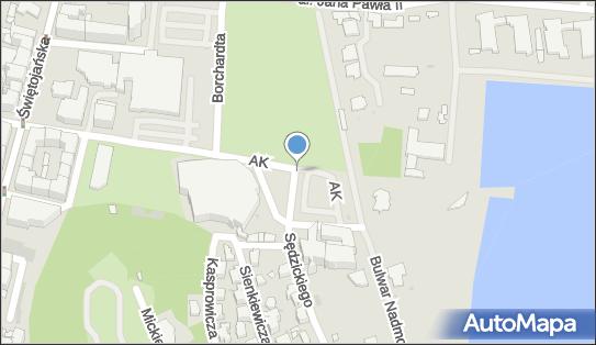 Monitoring miejski, Armii Krajowej, Gdynia 81-365, 81-366, 81-372, 81-393, 81-395 - Monitoring miejski