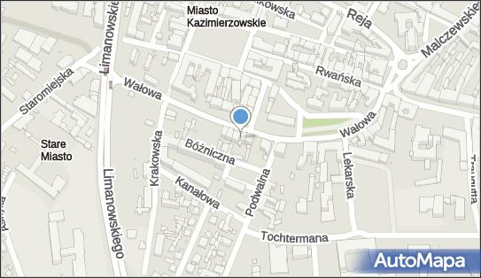 Monitoring miejski, Wałowa 23, Radom 26-610 - Monitoring miejski