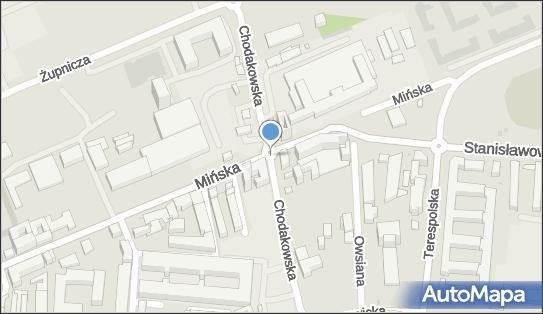 Monitoring miejski, Chodakowska 24, Warszawa 03-826 - Monitoring miejski