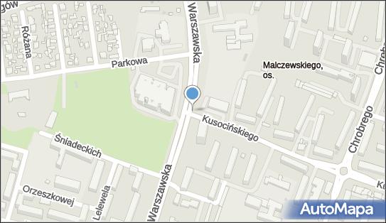 Monitoring miejski, Kusocińskiego Janusza, Radom 26-609, 26-615 - Monitoring miejski