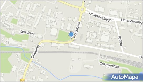 Monitoring miejski, Pocztowa591, Kętrzyn 11-400 - Monitoring miejski