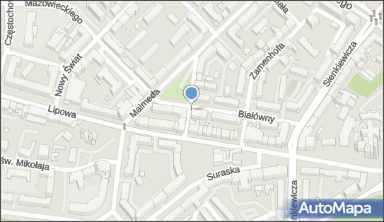 Monitoring miejski, Spółdzielcza, Białystok 15-441 - Monitoring miejski