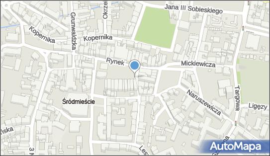 Monitoring miejski, Rynek, Rzeszów 35-064 - Monitoring miejski