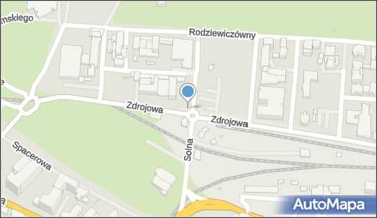 Monitoring miejski, Solna, Kołobrzeg 78-100 - Monitoring miejski