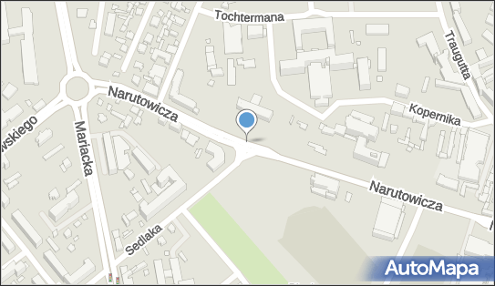 Monitoring miejski, Narutowicza Gabriela, Radom 26-610 - Monitoring miejski