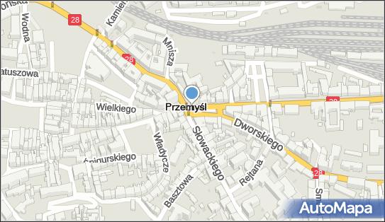 Monitoring miejski, Plac na Bramie, Przemyśl - Monitoring miejski