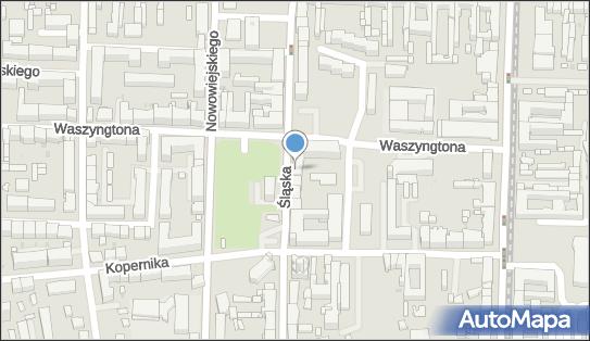 Monitoring miejski, Śląska 11/13, Częstochowa 42-217 - Monitoring miejski