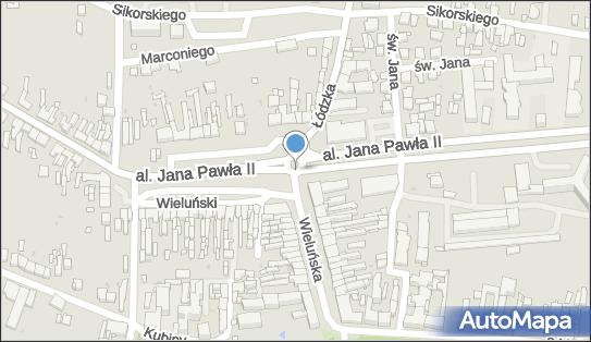 Monitoring miejski, Aleja Jana Pawła II, Częstochowa 42-202, 42-214, 42-217, 42-218 - Monitoring miejski