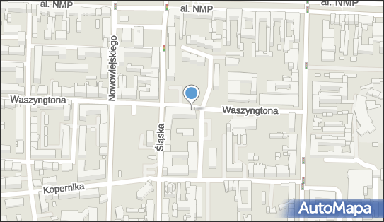 Monitoring miejski, Waszyngtona Jerzego, Częstochowa 42-217 - Monitoring miejski