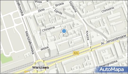 'Magpol', ul. Widok 16, Warszawa - Monopolowy - Sklep