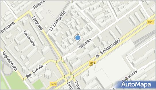 Cinka 24H, ul. Wileńska 7 lokal nr 1, Warszawa - Monopolowy - Sklep
