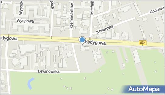 Gordon, Łodygowa 28g, Warszawa 03-687 - Motoryzacyjna - Hurtownia, godziny otwarcia, numer telefonu