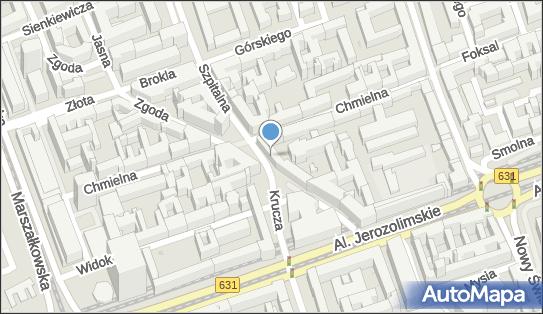 Centrum Joga, ul. Bracka 22, Warszawa 00-028, godziny otwarcia, numer telefonu