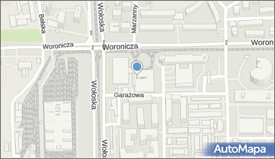 Copacabana Warszawa, ul. Garażowa 4, Warszawa 02-651, godziny otwarcia, numer telefonu