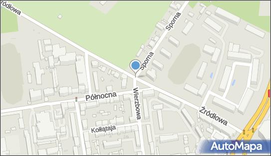 Niebezpieczne miejsce, Sporna 2, Łódź 91-738 - Niebezpieczne miejsce