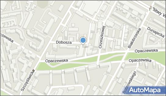 Obiekt Orange (Host), Dobosza 1, Warszawa - Obiekt Orange (Host)