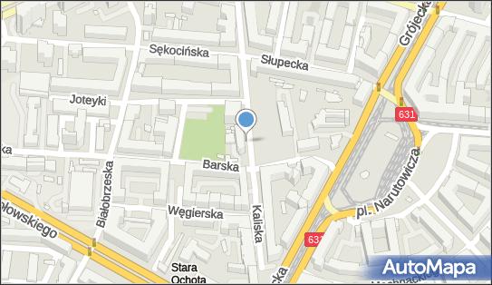 Obiekt Orange (Host), Kaliska 9, Warszawa - Obiekt Orange (Host)