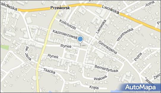 Pasiecznik Małgorzata, Plac Adama Mickiewicza 2, Przeworsk - Obuwniczy - Sklep, numer telefonu
