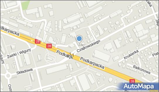 Sklep Obuwniczy Atos, ul. Feliksa Czajkowskiego 94A, Krosno 38-400 - Obuwniczy - Sklep, NIP: 6841876768