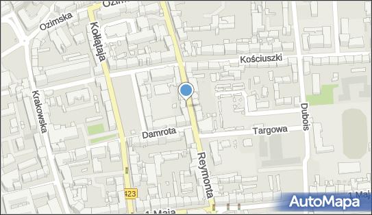 Sklep Renifer, ul. Władysława Reymonta 12, Opole 45-066 - Obuwniczy - Sklep, NIP: 7541131728