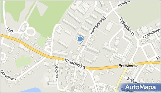 Sklep Gracja, ul. Marii Konopnickiej 15, Przeworsk 37-200 - Odzieżowy - Sklep, numer telefonu, NIP: 7940000755