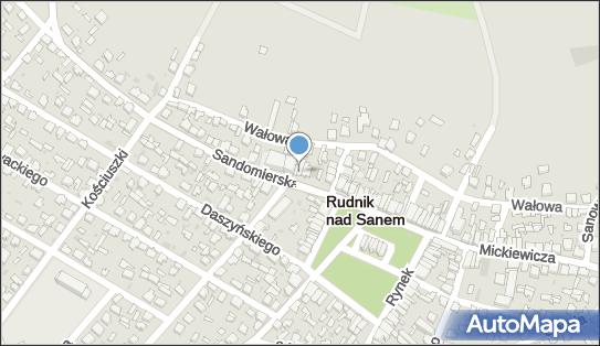 Sklep Odzieżowy Moda, Sandomierska 10, Rudnik nad Sanem 37-420 - Odzieżowy - Sklep, NIP: 8650014011