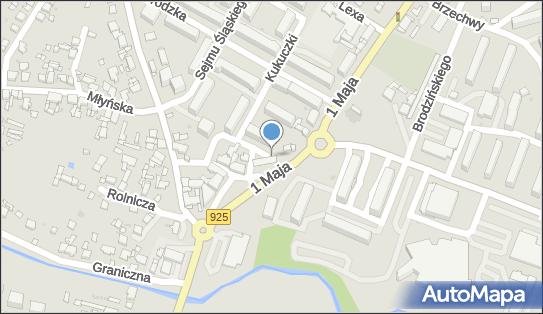 Sklep Wielobranżowy Kris Mex, 1 Maja 43, Ruda Śląska 41-706 - Odzieżowy - Sklep, NIP: 6411007107