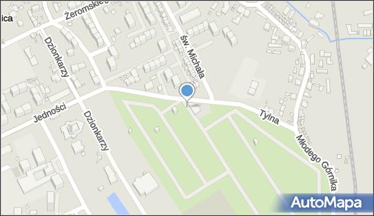 Ogródki działkowe, św. Michała 60, Gliwice 44-119 - Ogródki działkowe