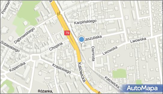 OPTOMED Centrum Okulistyki dla Dzieci i Dorosłych, Katowicka 50 41-500 - Okulista, numer telefonu