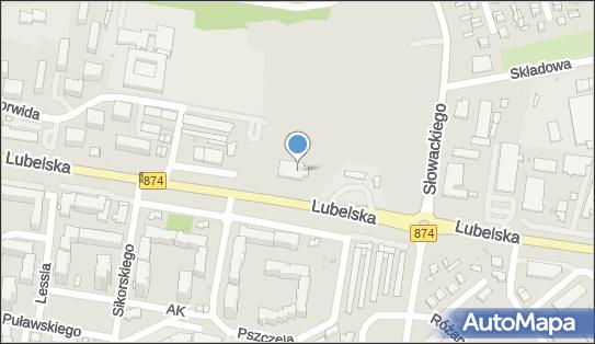 W Mega Auto-Filip, Lubelska 45, Puławy 24-100 - Opel - Dealer, Serwis WG21