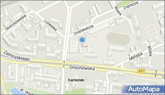 GSM1800 Orange, Lubelska 12/14, Warszawa - Orange - GSM1800