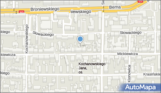 Orange GSM1800, Adama Mickiewicza 104, Toruń - Orange - GSM1800