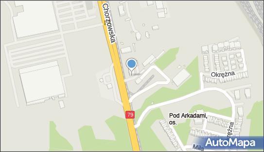 Orange GSM1800, Katowicka 154, Chorzów - Orange - GSM1800