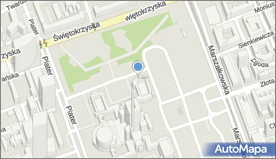 UMTS Orange, Plac Defilad 1, Warszawa - Orange - UMTS