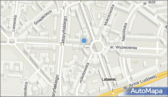Chińczyk, Plac Zbawiciela, Warszawa - Orientalna - Restauracja