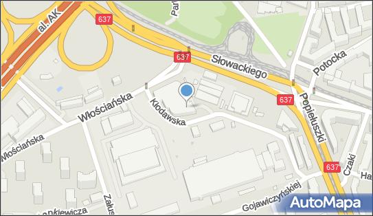 Metro Marymont, Włościańska 56, Warszawa 01-710 - P+R - Parking, godziny otwarcia