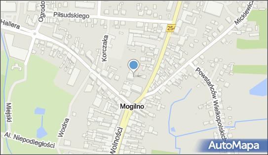 KP PSP Mogilno, 900 - lecia 3, Mogilno 88-300, numer telefonu