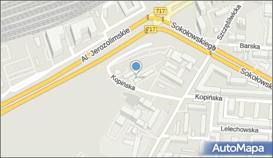 DYZIO Firma Handlowa, Szczęśliwicka 36a, Warszawa 02-353 - Papierniczy - Sklep, godziny otwarcia, numer telefonu