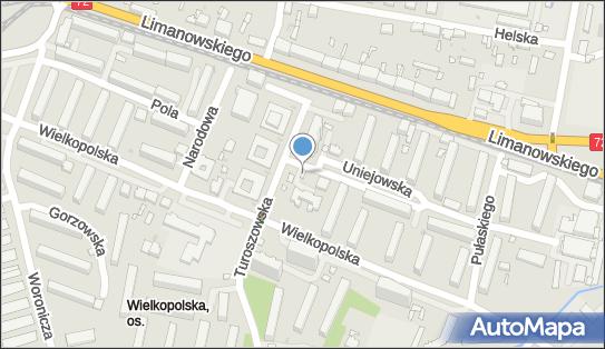 Joanna Sokół Handel i Usługi, Uniejowska 6b, Łódź 91-024 - Papierniczy - Sklep, godziny otwarcia