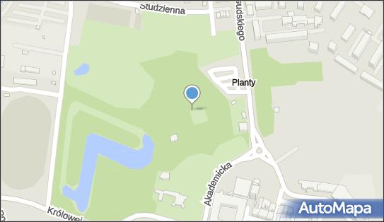 Park Miejski, Piłsudskiego Józefa, marsz., Zamość 22-400 - Park, Ogród