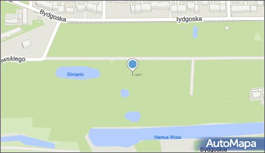 Park Miejski, Bydgoska, Toruń 87-100 - Park, Ogród