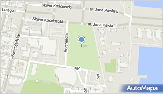 Park Rady Europy, Bulwar Nadmorski Feliksa Nowowiejskiego, Gdynia 81-374 - Park, Ogród