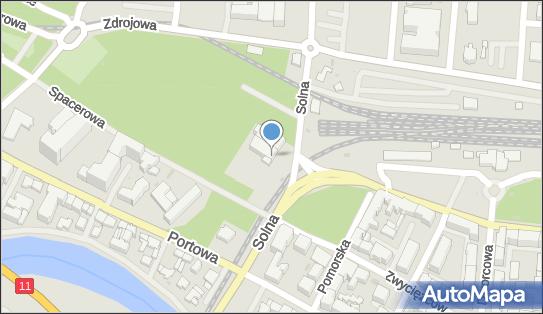 Park Linowy, Solna 1, Kołobrzeg 78-100 - Park rozrywki, numer telefonu
