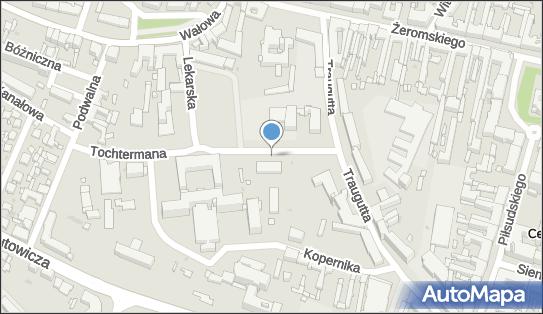 2 miejsca, Traugutta Romualda, gen. 59, Radom 26-610 - Parking dla niepełnosprawnych